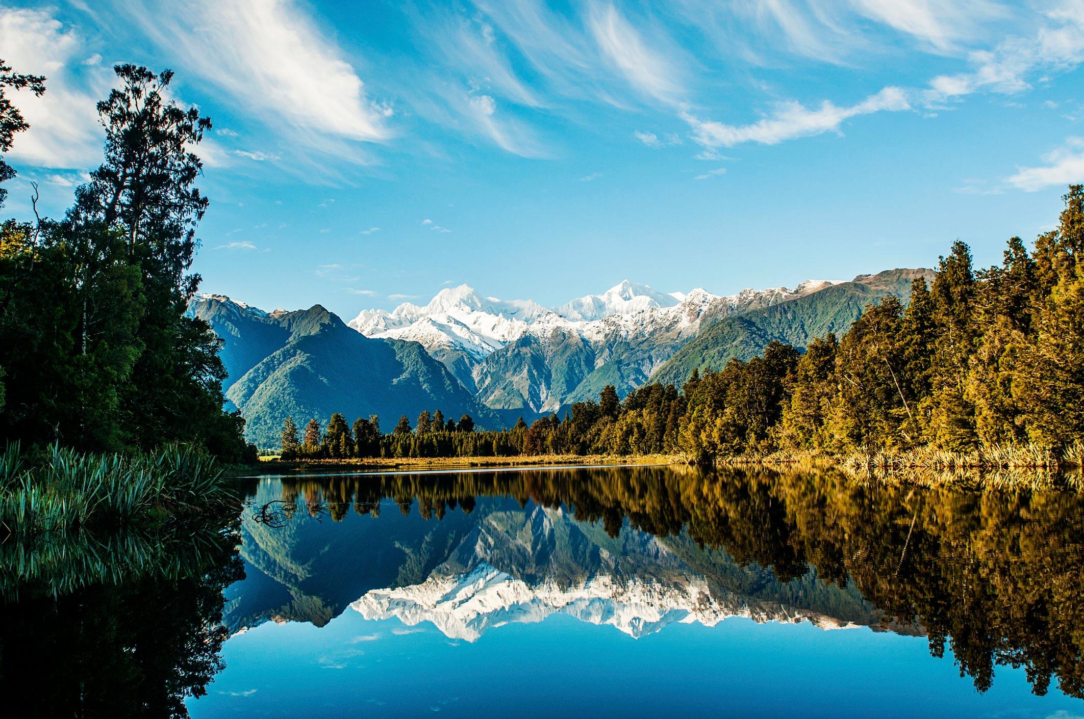 Rundreisen Sudinsel Neuseeland Top Angebote Meiers Weltreisen