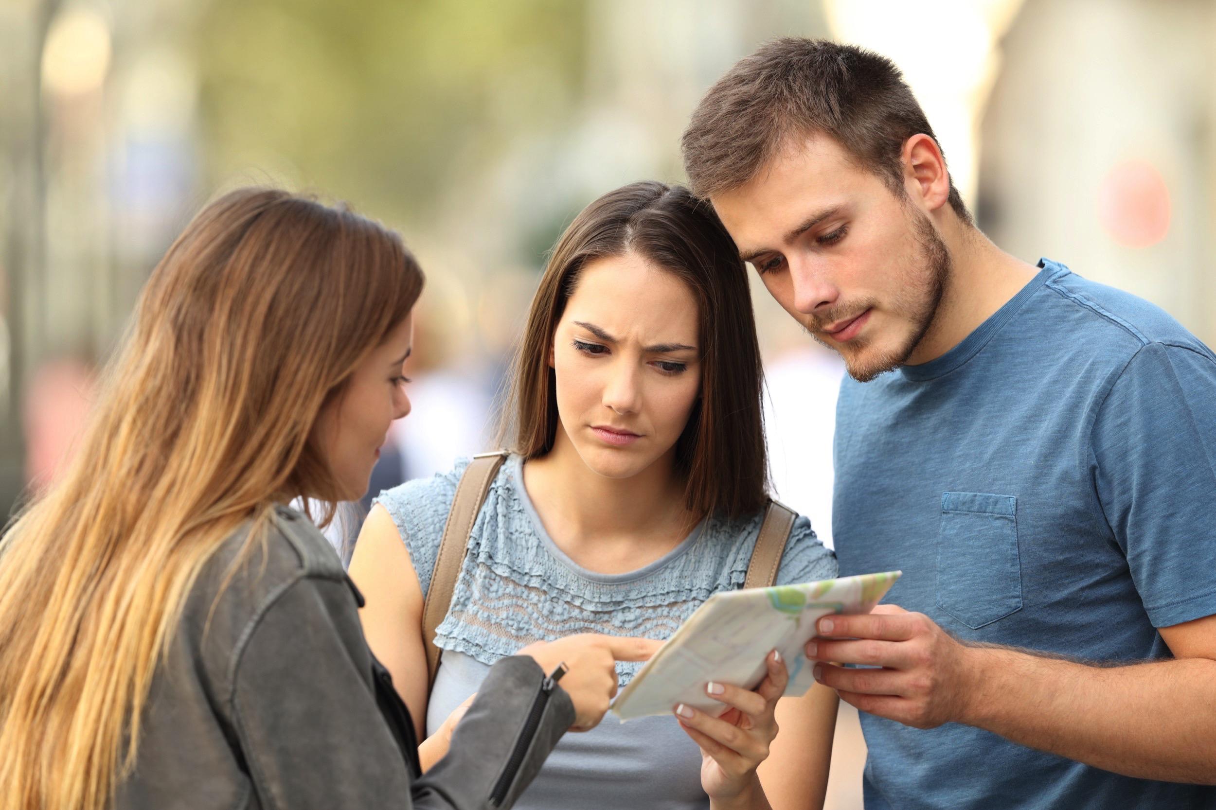 Konfliktlösung bei der Datierung von Beziehungen