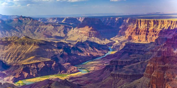 Grand Canyon Rundreise: Faszinierender Blick in den Grand Canyon