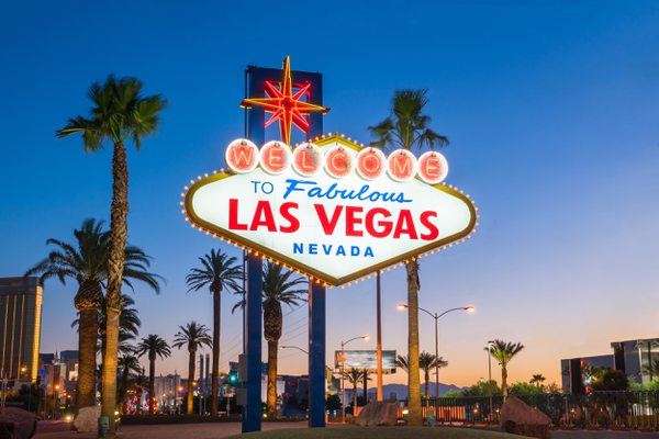 Las Vegas Rundreise: Welcome to Fabulous Las Vegas