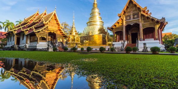 Nordthailand Rundreise: Tempel in Chiang Mai