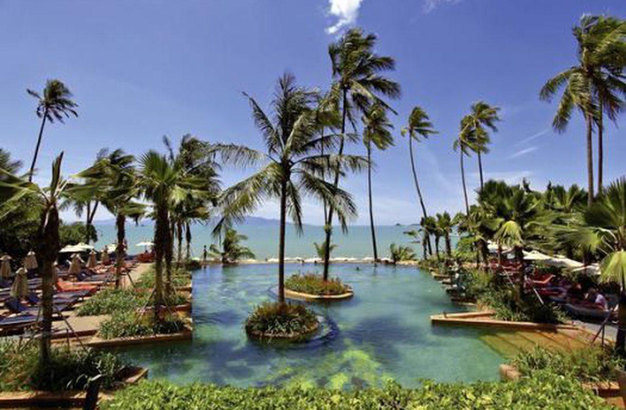 Anantara Bophut Koh Samui Resort Formerly Anantar Bophut Beach