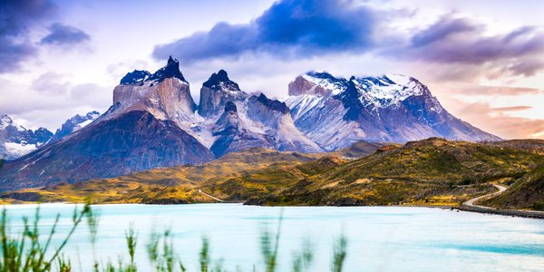 Chile Patagonien Torres del Paine Nationalpark