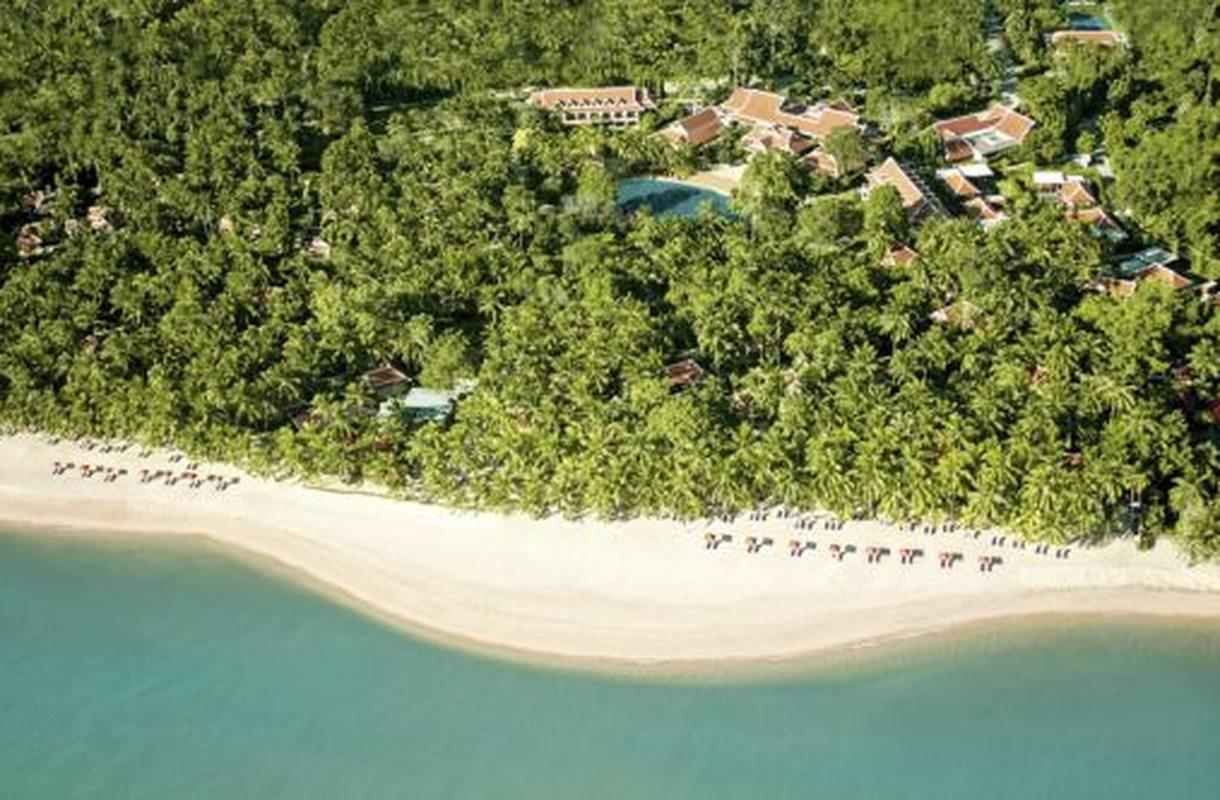Santiburi Koh Samui Maenam Beach Meiers Weltreisen