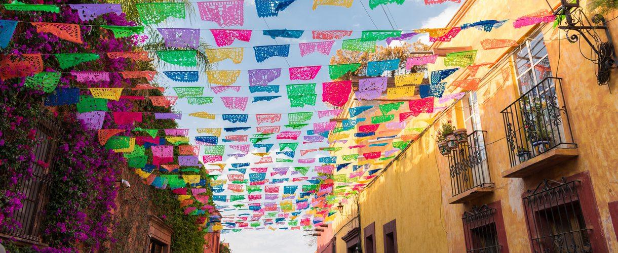 Tipps für mexikanische Kultur