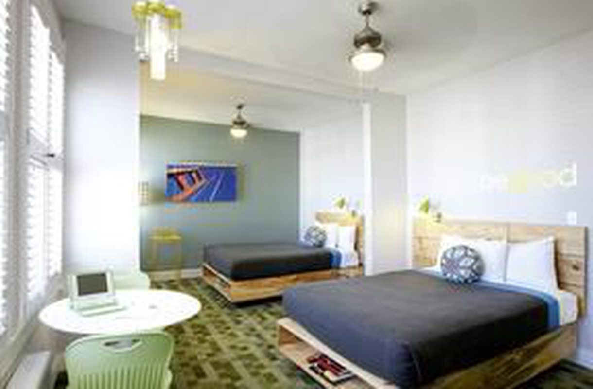 The Good Hotel : The good hotel san francisco meiers weltreisen