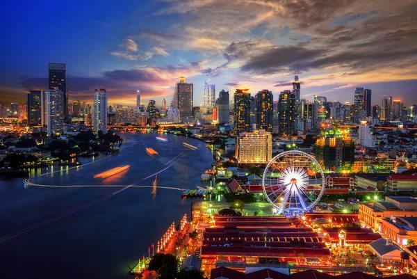 Bangkok Hotels Erstklassige Angebote Meiers Weltreisen