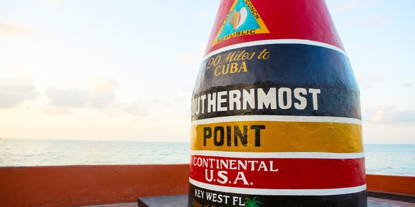 USA Florida Southernmost Point