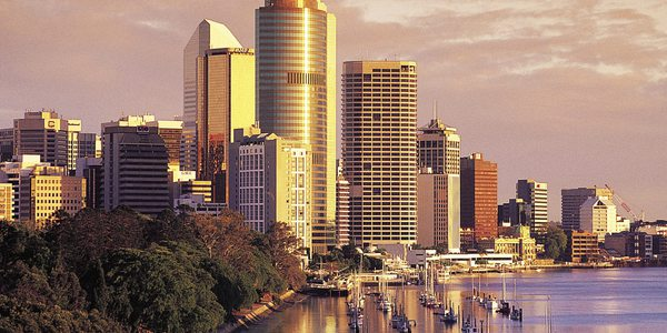 Australien Queensland Brisbane